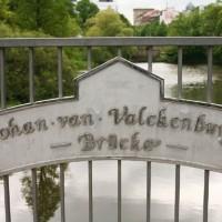 Топонимика Гамбурга — оборонительные сооружения Иогана ван Валькенбурга