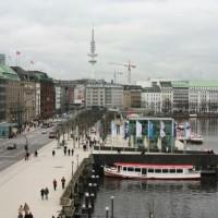 Новая жилплощадь в центре Гамбурга