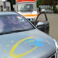 Cистема экстренного реагирования при дорожных авариях