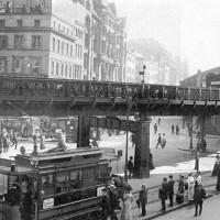 Юбилей — 100-лет транспортному предприятию Hamburger Hochbahn AG