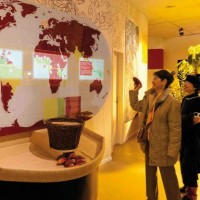 Музеи Гамбурга — Музей шоколада Chocoversum