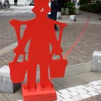 Прогулка по красной линии в Гамбурге