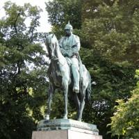 Памятники Вильгельму I в Гамбурге