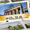 Отправка письма из Гамбурга