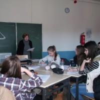 Подготовка в тесту в Гамбурге