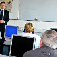 Наши учителя в школах Гамбурга