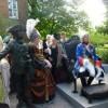 В  Киле открыт памятник российскому императору Петру Третьему