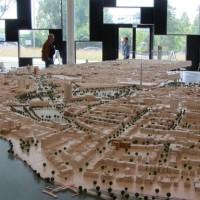 Музеи Гамбурга — Stadtmodell Hamburg