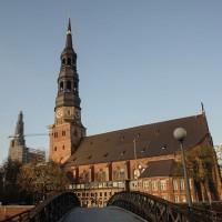 Главные церкви Гамбурга. Церковь святой Екатерины
