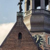 Главные церкви Гамбурга. Церковь святой Екатерины (II)