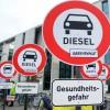 В Гамбурге впервые будет введен запрет на движение «дизелей»