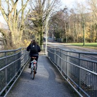 Гамбург — город велосипедистов