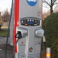 Зарядить электромобиль в Гамбурге