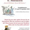 VI музыкальный фестиваль в Гамбурге. Проект «Классика – детям»