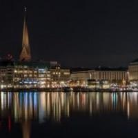 Гамбург в ноябре