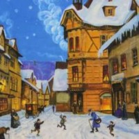 Рождество в Старом Гамбурге