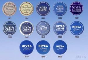 100-летняя история логотипа