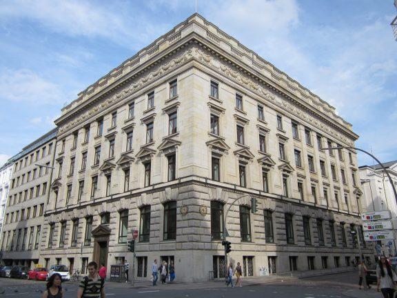 Warburg Bank Hamburg