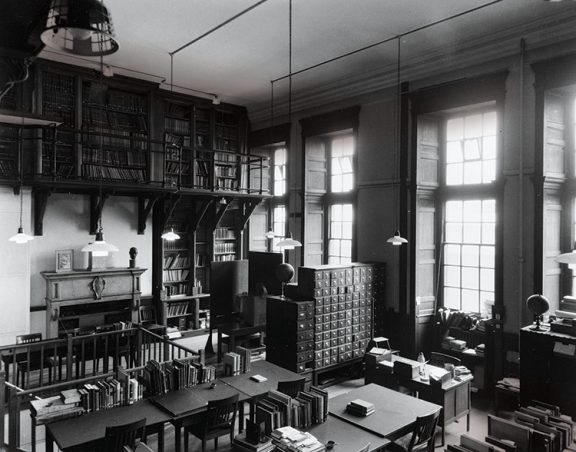 Warburg institute London