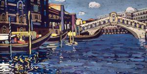Василий Кандинский «Венеция №4» (1904)